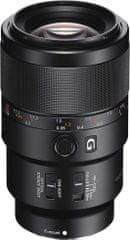 Sony 90 mm f/2,8 FE G OSS Macro (SEL90M28G) + Cashback 2500 Kč!