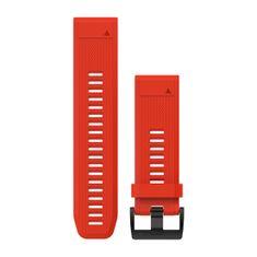 Garmin náhradní řemínek pro Fenix 5X a Fenix 3 QuickFit™ 26, červený
