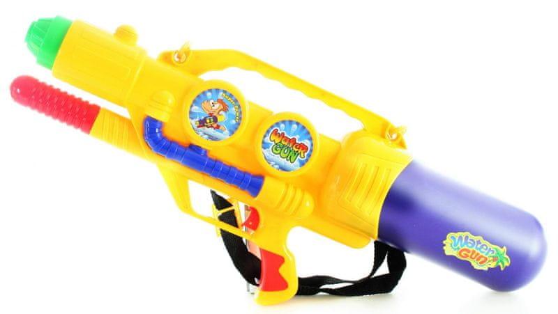 Lamps Vodní pistole 66cm - žlutá