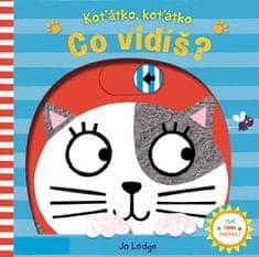 Lodge Jo: Koťátko, koťátko - Co vidíš?