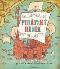 John Jory: Pirátský deník - Příručka pro nadějné hrdlořezy
