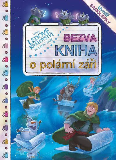 Ledové království polární záře - Bezva kniha o polární záři