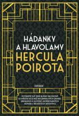 Dedopulos Tim: Hádanky a hlavolamy Hercula Poirota