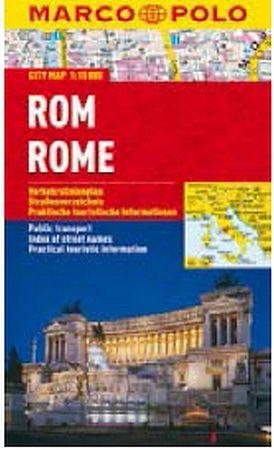 Rom/Rome - City Map 1:15000