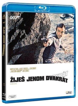 Žiješ jenom dvakrát   - Blu-ray