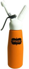 Yoko Design Láhev na šlehačku 500 ml, oranžová