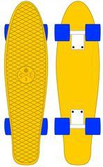 "Cool Shoe skateboard CS17 Cool Cruiser 22"" TU Aeki"