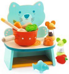 Djeco Felixova kuchyňka