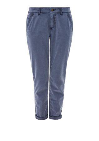 s.Oliver spodnie damskie 38 ciemnoniebieski