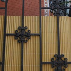 TENAX SPA Umělý rákos Rio Plus 1 x 3 m - přírodní barva