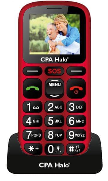 CPA Halo 16, červený