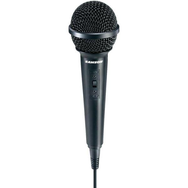 Samson R10S Dynamický mikrofon s vypínačem