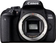 Canon EOS 800D Body + 500 Kč na fotoslužby