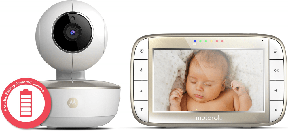 Motorola MBP 855 HD Connect