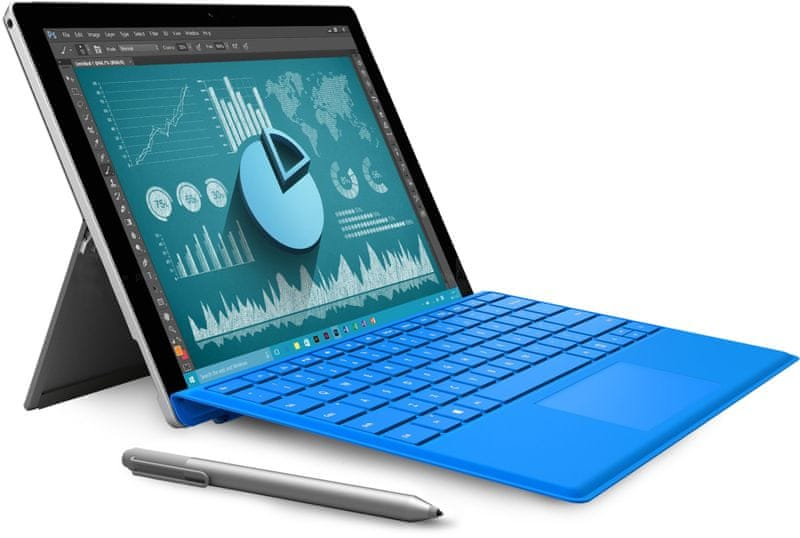 "Microsoft Surface Pro 4 12.3"" (CR3-00004) - 256GB"