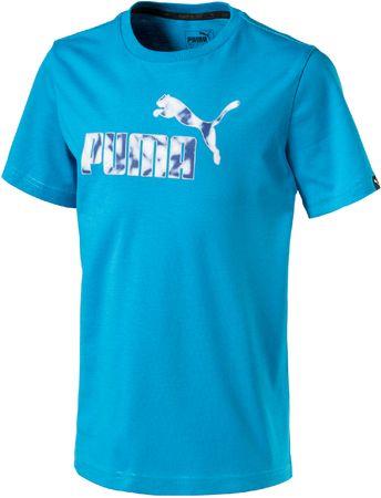 Puma moška majica Hero Tee, svetlo modra, 104