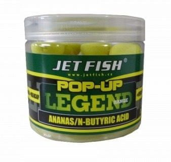 Jet Fish Legend Pop Up 16mm 60g švestka / česnek