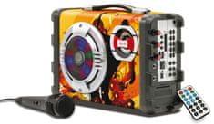 Manta prenosni akustični avdio sistem HELIOS SPK1001 - Odprta embalaža