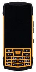 CUBE1 T1C, černo/žlutý - rozbaleno