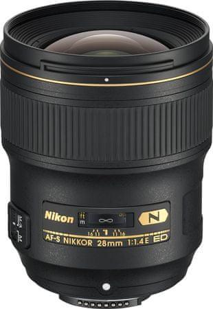 Nikon objektiv Nikkor AF-S 28 mm f/1,4E ED