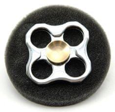 Teddies Spinner metalowy Quatro