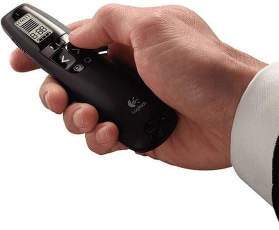 Logitech R700 Professional kazalnik z rdečim laserjem