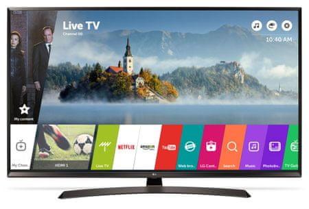 LG telewizor 65UJ634V