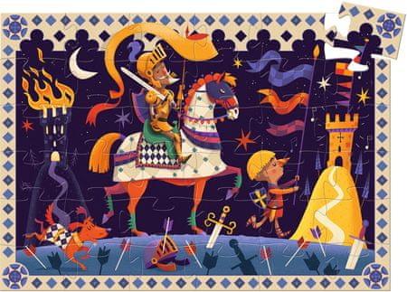 Djeco Puzzle Don Quijote