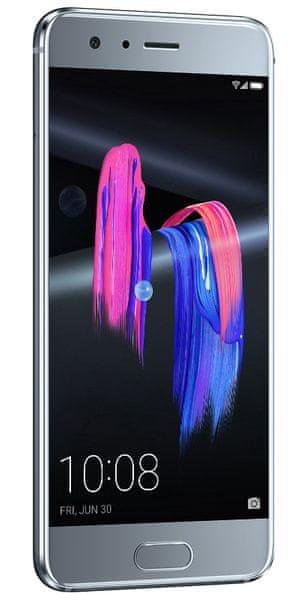 Honor 9, Dual SIM, 4GB/64GB, Glacier Grey (Silver)