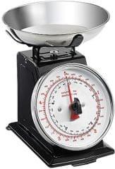 Ceramic Blade Analogová retro kuchyňská váha
