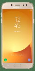 SAMSUNG Galaxy J7, 2017, J730, Dual SIM, arany