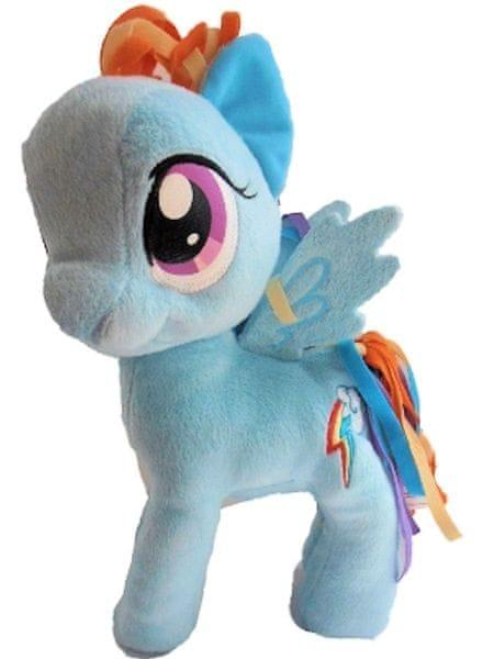 My Little Pony plyšový poník Rainbow Dash 30 cm