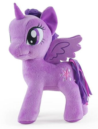 My Little Pony plišasti poni Twillight Sparkle, 30 cm