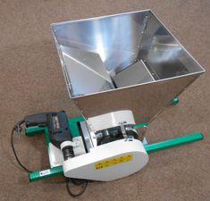 TIP elektryczny rozdrabniacz do owoców DE 30 VL