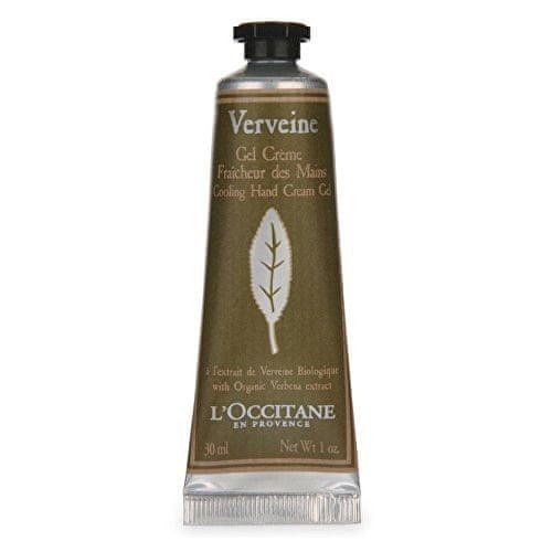 LOccitane EnProvence Chladivý krém na ruce Verbena (Cooling Hand Cream Gel) 30 ml