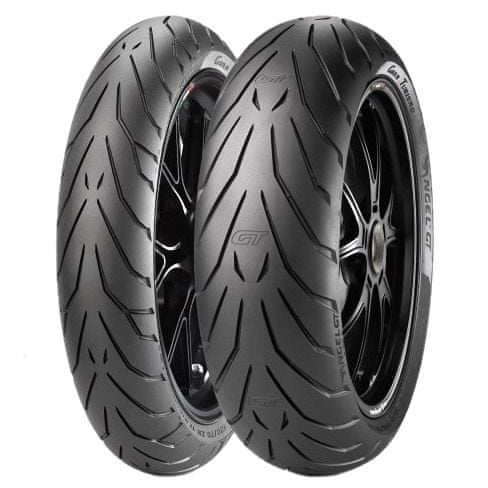 Pirelli angel GT 120/70 ZR17 (58W) + 180/55 ZR17 (73W) TL