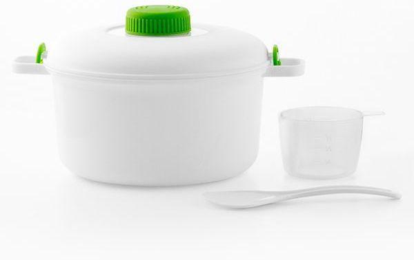 Kitchen Artist Tlakový hrnec do mikrovlnné trouby Tap It Tap