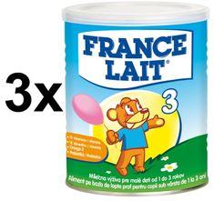 France Lait 3 - 3x400g