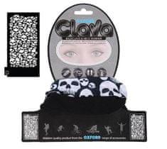 Oxford ovratnik - tuba Clava Skulls