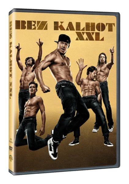 Bez kalhot XXL - DVD