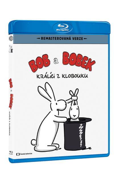 Bob a Bobek - králíci z klobouku (remasterovaná verze) - Blu-ray