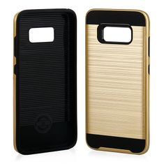 Silikonski ovitek MOTO za Samsung Galaxy S8, zlat
