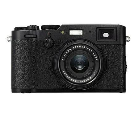 FujiFilm X100F Kompakt fényképezőgép, Fekete