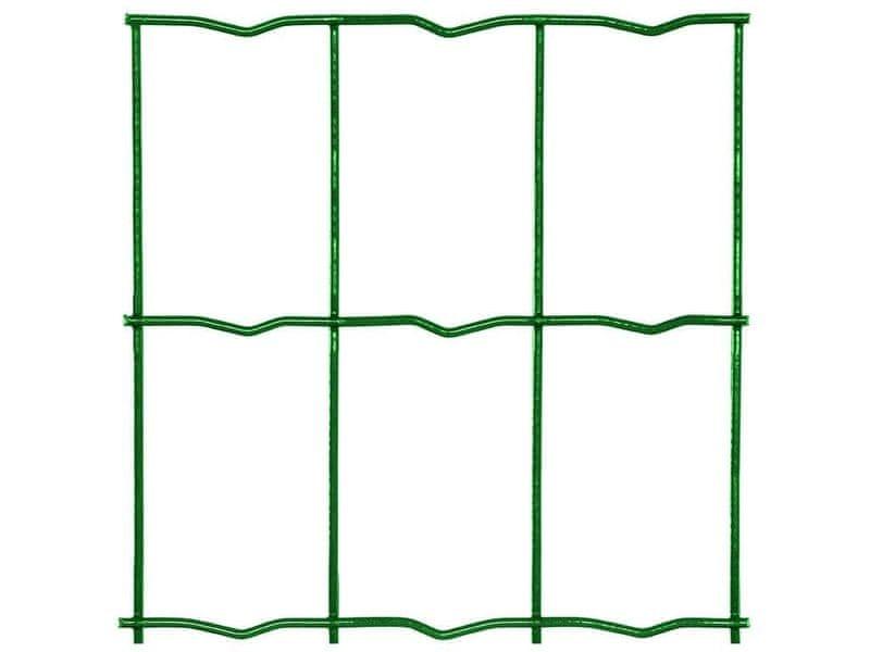 Zahradní síť MIDDLE poplastovaná Zn+PVC - výška 60 cm, role 10 m