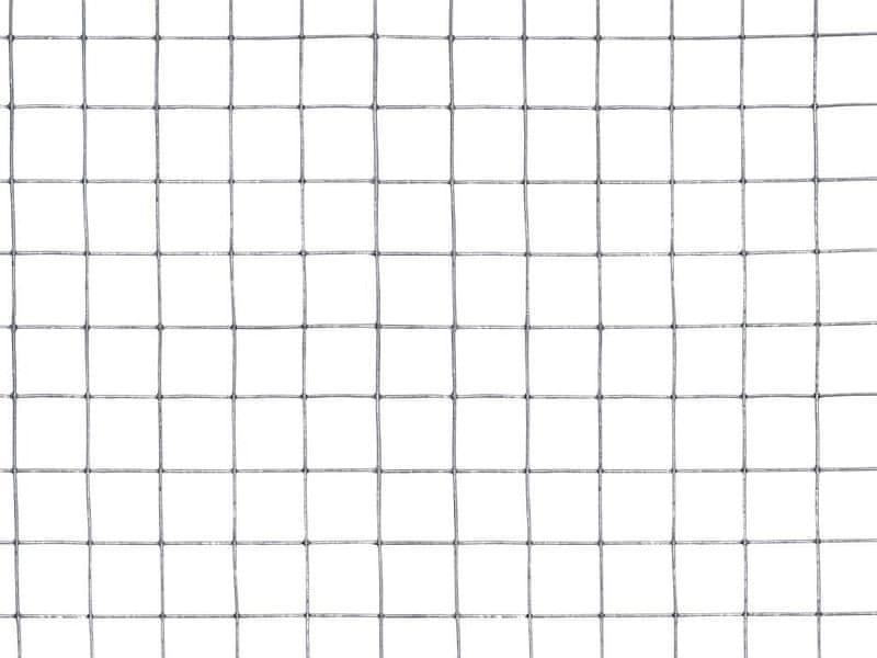 Chovatelská svařovaná síť Zn - oko 8,0 mm, výška 100 cm, role 25 m