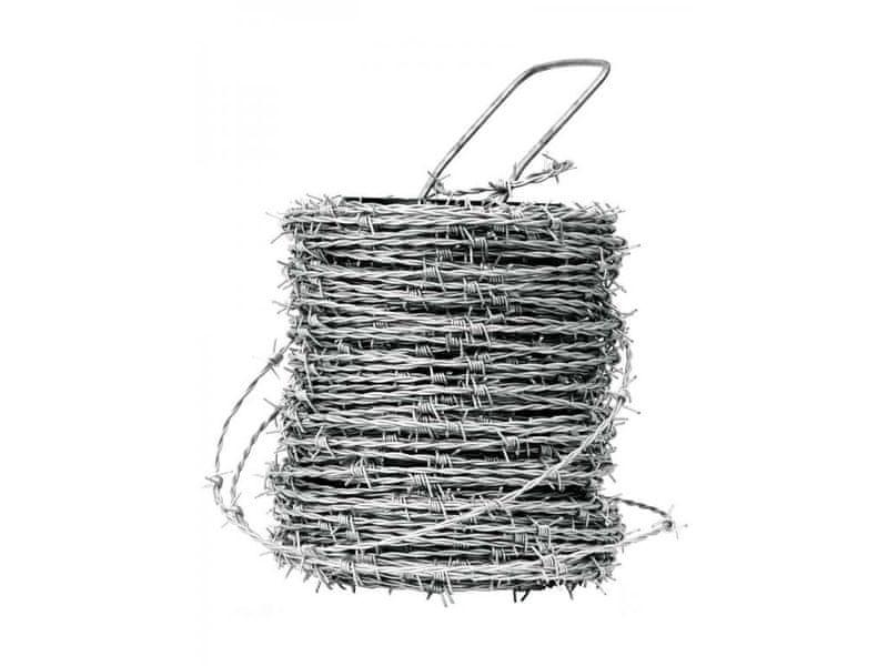 Ostnatý drát Pichláček Zn - balení 100 m