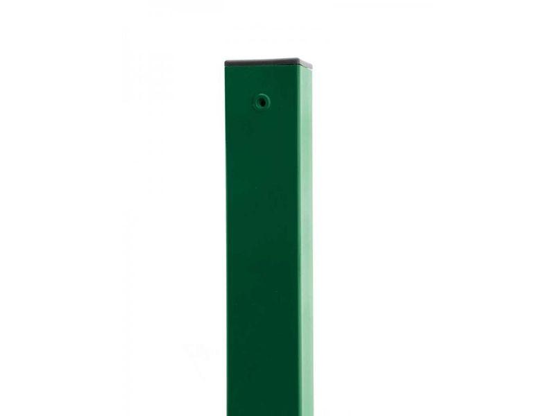 Sloupek Zn+PVC 60×60 mm - délka 200 cm