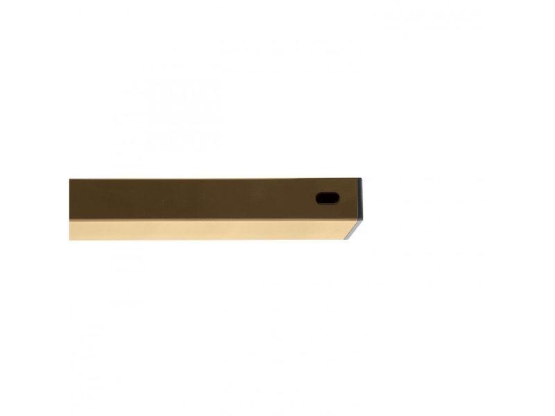 Příčník 60×40 mm, délka 2000 mm, barva písková