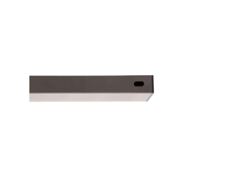 Příčník 60×40 mm, délka 2000 mm, barva šedá