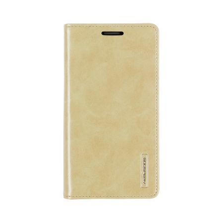 Goospery preklopna torbica Bluemoon za Samsung Galaxy S8 G850, zlata